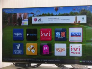 Какой язык программирования вы используете для разработки приложения для LG SmartTV?