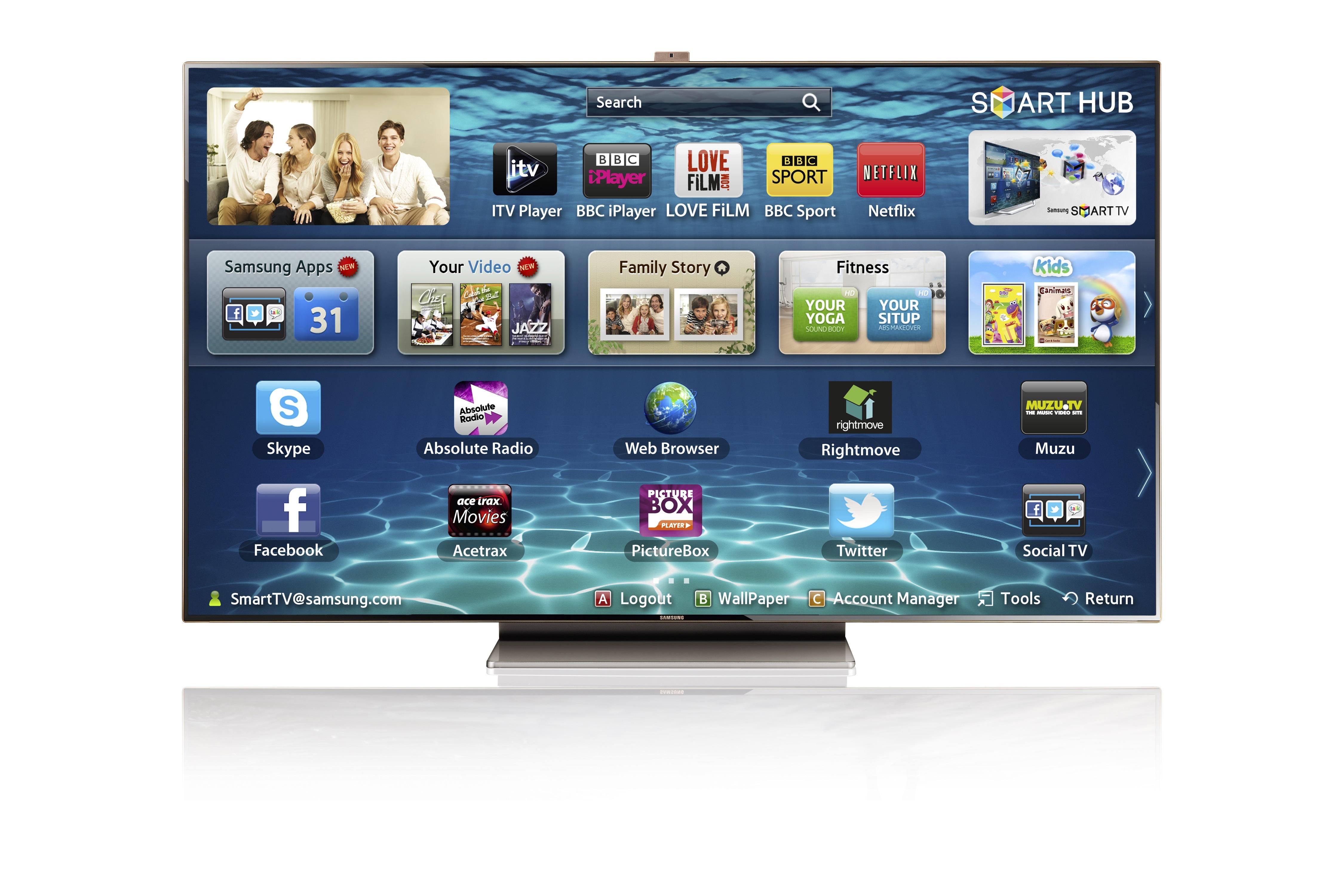 Приложения Для Lg Tv