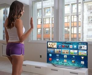 Жесты от Яндекса помогают управлять Smart TV