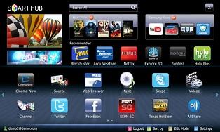 Как работает Smart TV или что это такое?