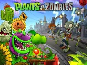 Установить Plants vs Zombies в smart tv телевизоры