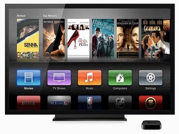 Обновление Apple TV до версии 6.0
