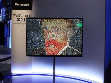 Panasonic возможно выпустит 4K OLED-телевизор в этом году