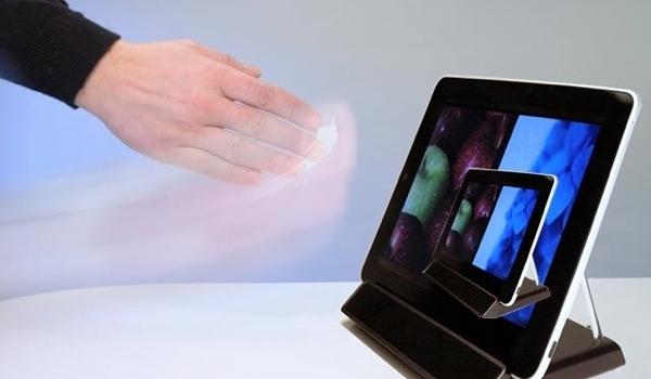 Планшеты и смартфоны оснастят ультразвуковой системой