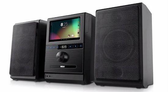 RCA Internet Music System