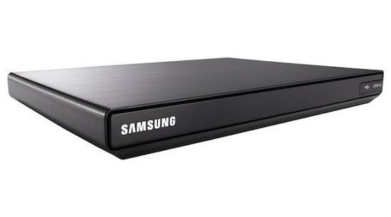Компания Samsung представила новый медиаплеер