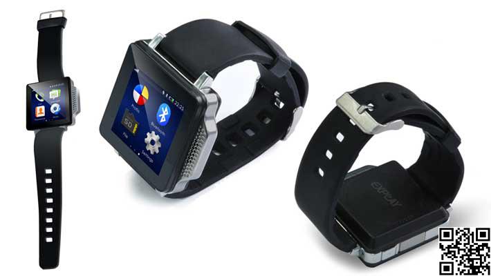 Часы-телефон N1 от Explay