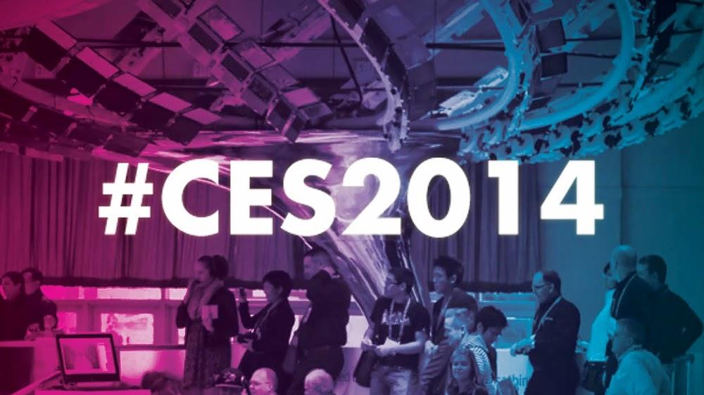 Samsung Smart TV на выставке CES 2014