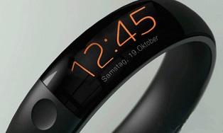 """Samsung запатентовала """"умный"""" браслет с гибким экраном"""