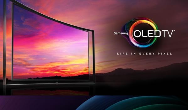 CES 2014: LG и Samsung представят гибкие OLED телевизоры
