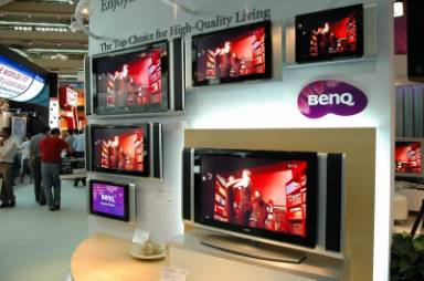 BenQ выпустит в II квартале 2014 года Ultra HD TV