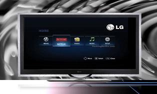 Телевизоры LG 2014 года будут поддерживать сервис Netflix