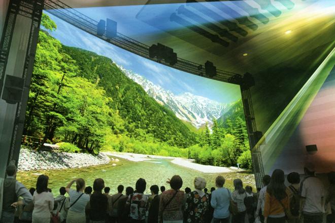 В Японии успешно прошла трансляция в качестве Super Hi-Vision