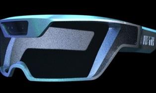 META.01 – очки для расширения виртуальной реальности
