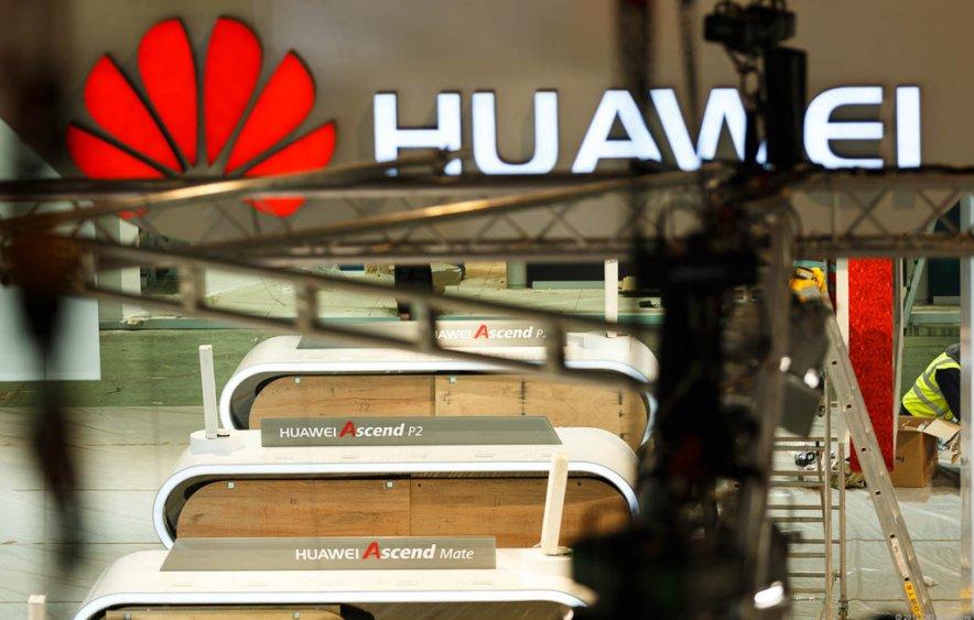 Huawei на MWC 2014