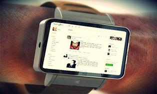Умные часы Google и LG