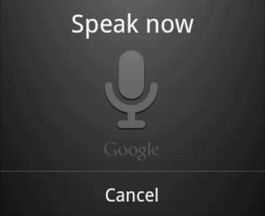 Google делает голосовое управление на Android как у Moto X
