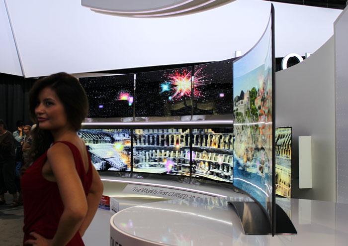 В планах LG 110-дюймовый OLED-телевизор к концу года