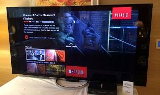 Netflix начал показывать сериалы и фильмы в Ultra HD