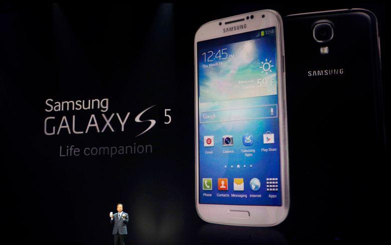 11 апреля в Москве продадут первые Samsung Galaxy S5