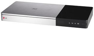 Новые Blu-ray плееры LG