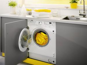 Встраиваемая стиральная машина. Критерии выбора