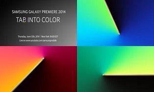 12 июня Samsung покажет AMOLED-планшеты