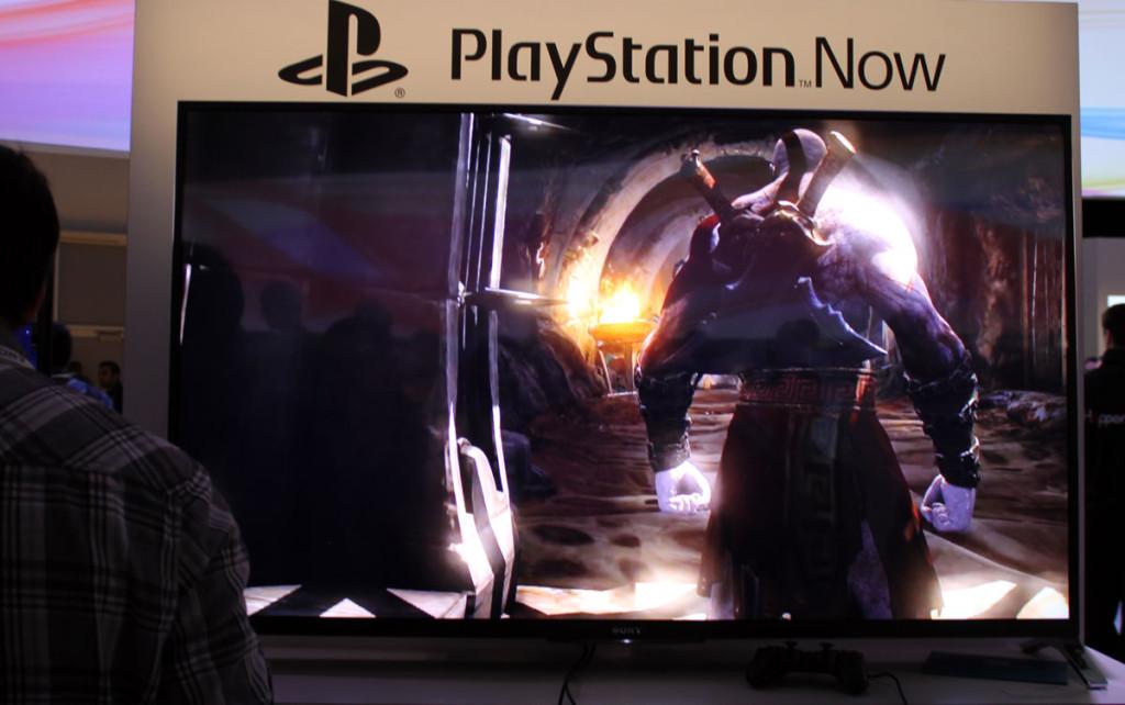 PlayStation Now будет доступен покупателям новых 4К телевизоров компании в этом году