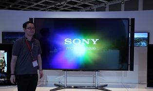 Новые 4К телевизоры Sony скоро в продаже