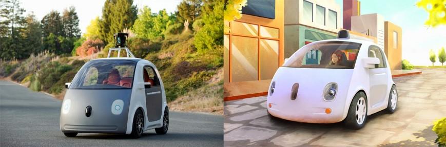 Будущее рядом. Спасибо Google и их роботизированным автомобилям