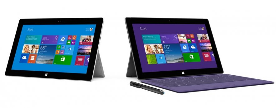 Microsoft выпустит больше планшетов Surface