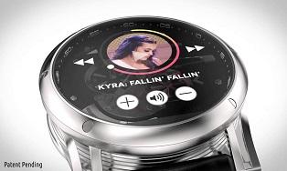 Kairos — механические часы с поддержкой Android и iOS.