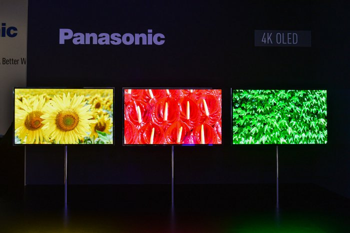 Panasonic останавливает производство OLED-телевизоров