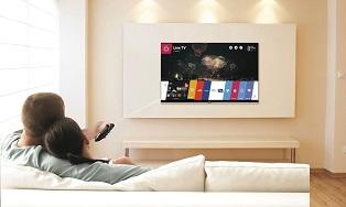 LG продали миллион телевизоров на Web OS