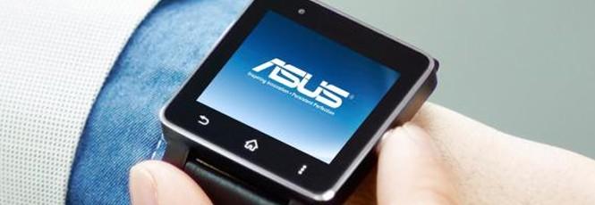 Asus покажет умные часы на Android Wear