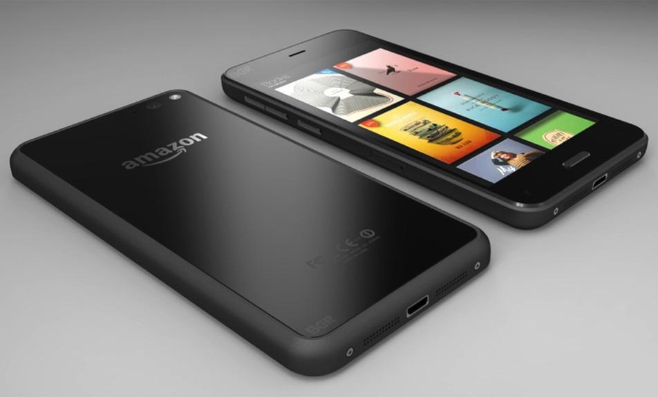 Необычный смартфон от Amazon покажут на следующей неделе