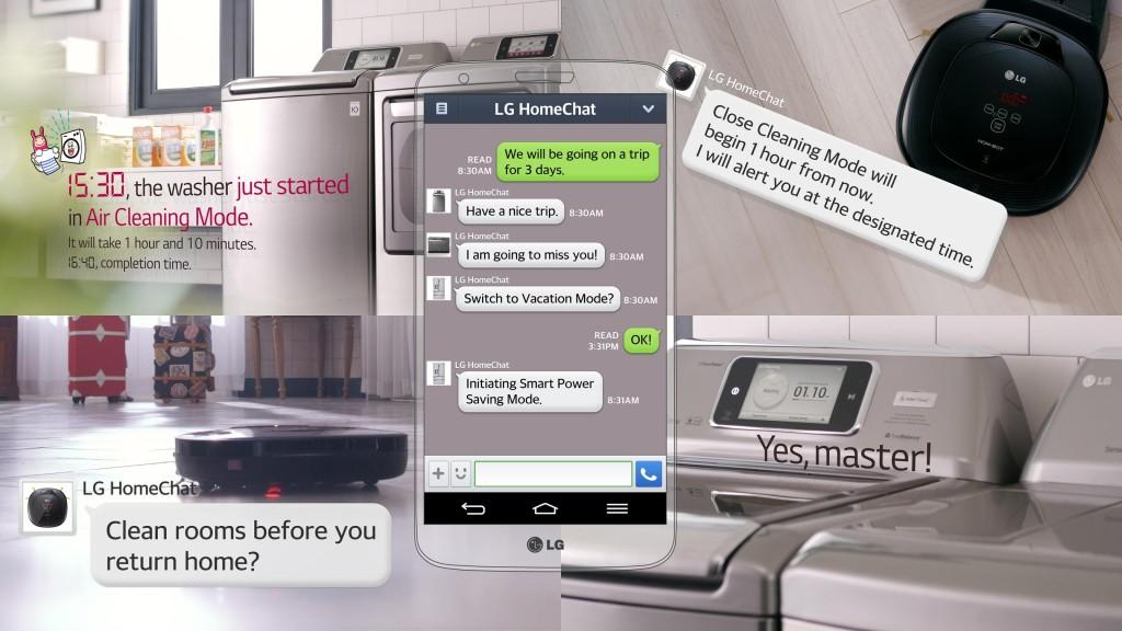 В Корее был запущен чат-сервис, в котором бытовые устройства смогут общаться друг с другом