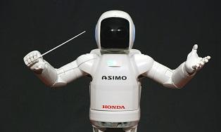 Робот Asimo от Honda стал еще умнее, быстрее и человечнее