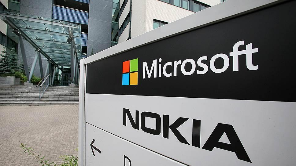 Nokia вернулась к безубыточному уровню после сделки с Microsoft