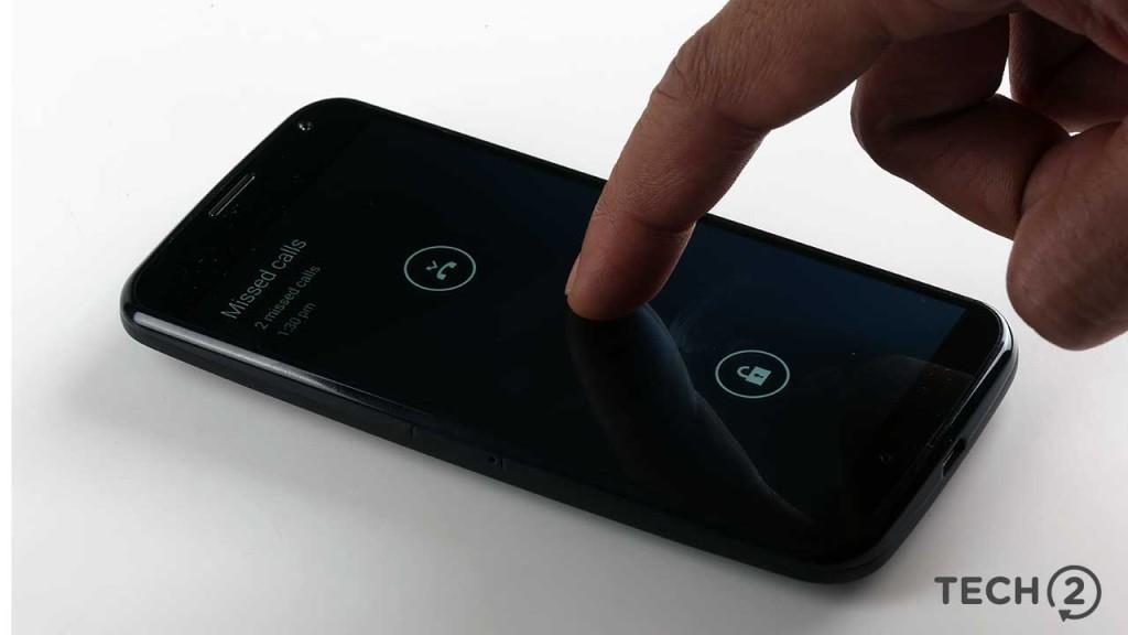 Владельцы флагмана Moto X смогут снять блокировку со своего смартфона с помощью татуировки
