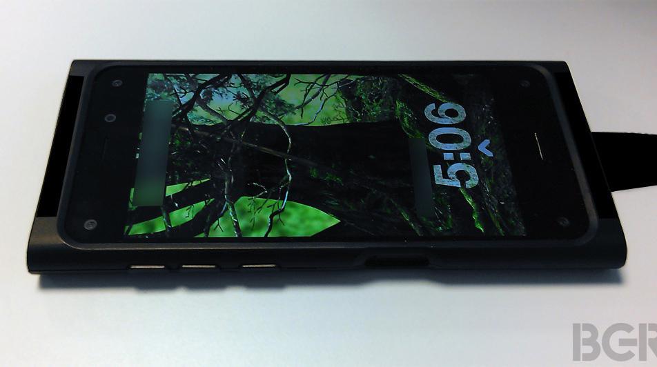 Новый «3D-смартфон» от Amazon