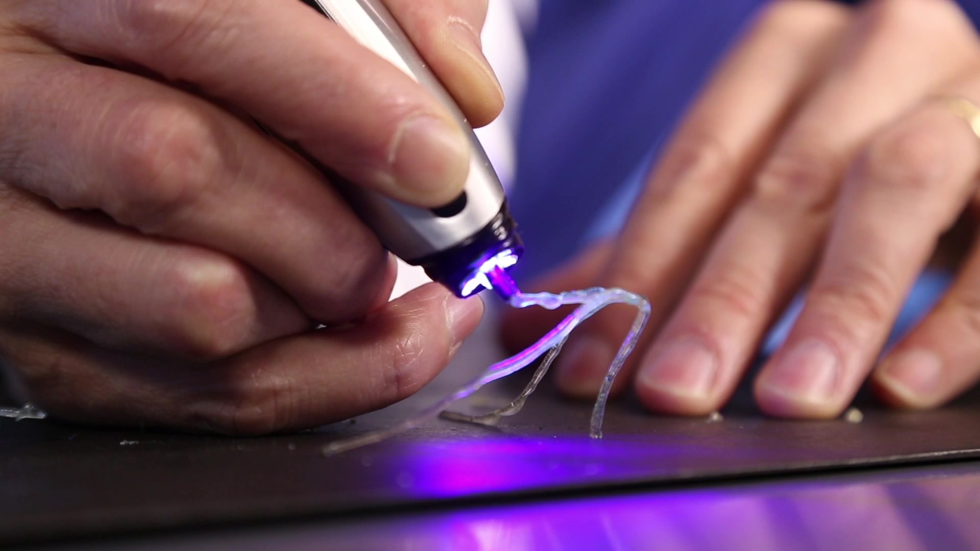 3D ручка с холодными чернилами