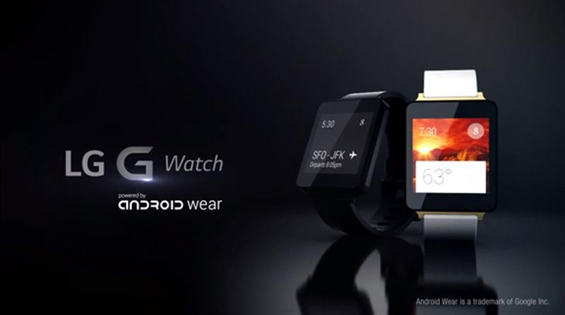 LG G Watch в России за 7 990 рублей