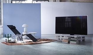 Появился телевизор, который меняет форму
