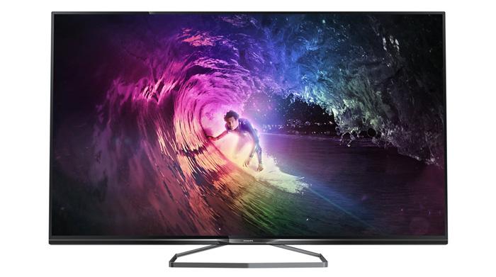 Ultra HD телевизоры Philips