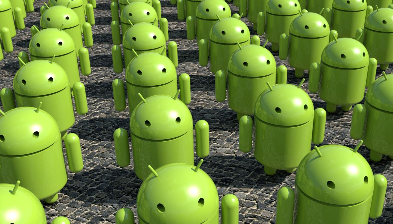 Смартфоны Android занимают 85% мирового рынка