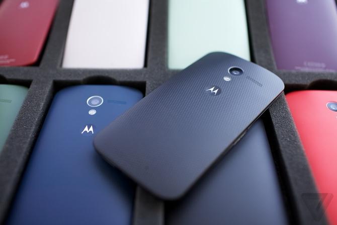 Motorola предоставит четыре новых устройства