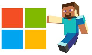 Компания Microsoft стала официальным владельцем создателя игрового проекта Minecraft