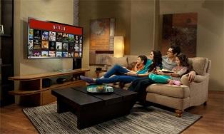 Netflix начал европейскую экспансию
