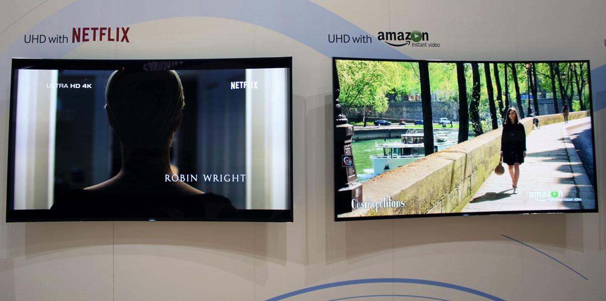 4К трансляции от Amazon в следующем месяце